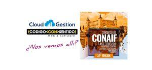 30 Congreso Anual CONAIF Toledo Cloud Gestion » Cloud Gestion Software