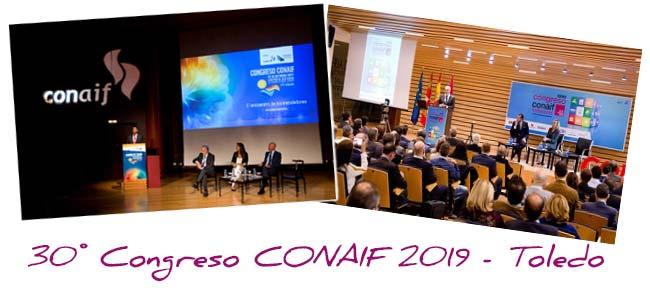 30 Congreso Anual de CONAIF en Toledo