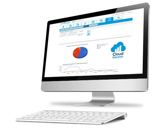 Software ERP de gestión y facturación online. Programa en la nube