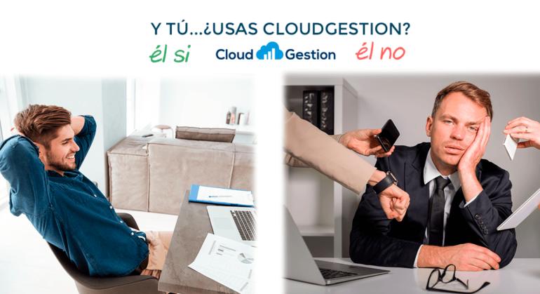 Un programa para hacer facturas y presupuestos, y mucho más - Cloud Gestion