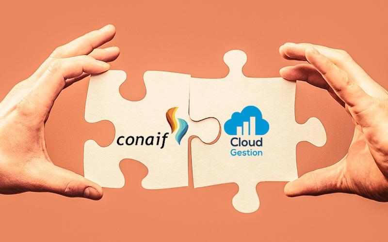 Cloud Gestion, nuevo socio colaborador de CONAIF