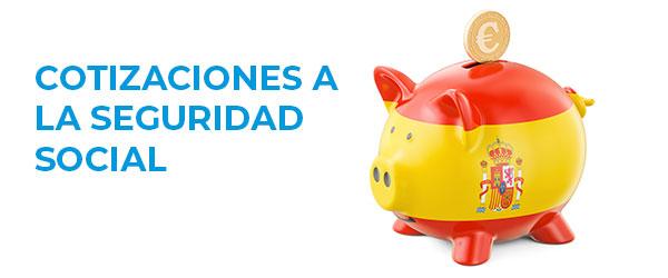 Cotizaciones a la seguridad social. Guía básica de impuestos en España