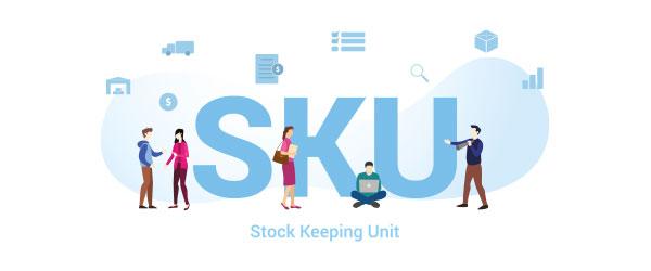 Estructura del SKU
