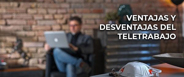La evolución del teletrabajo en la España post Covid-19