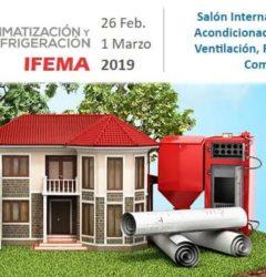 Cloud Gestion en Feria Ifema 2019 climatización refrigeración