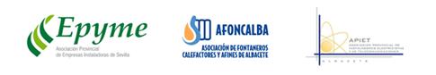 Convenios de colaboración con Asociaciones profesionales: EPYME, AFONCALBA, APIET ALBACETE
