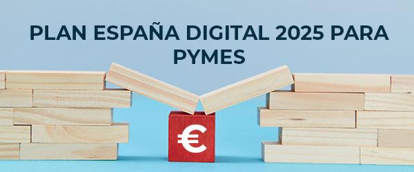 Plan España Digital 2025 para pymes