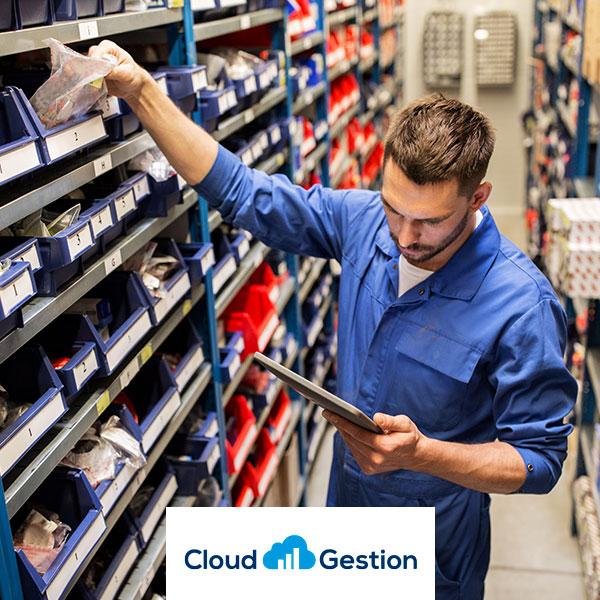 Programa para SAT y servicios técnicos - Cloud Gestion
