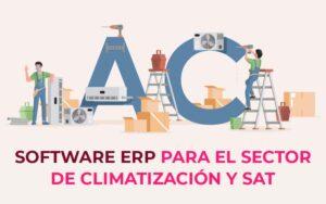 Software ERP para el sector de climatización y SAT