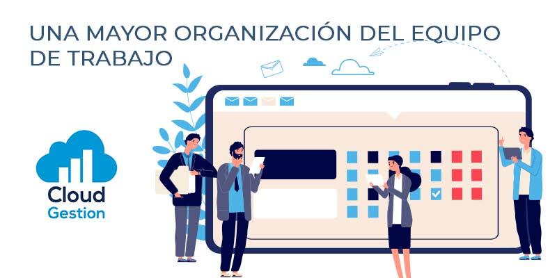 Software para una mejor organización y aprovechamiento de la fuerza de trabajo
