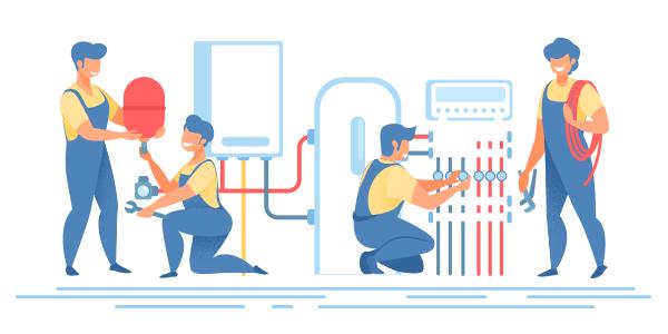 Software ERP SAT en la nube para empresas instaladoras, mantenedoras y de servicio técnico