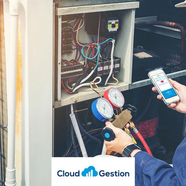 Programa online para SAT y servicios técnicos - Cloud Gestion