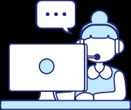 Servicios de soporte y atención al cliente de Cloud Gestion