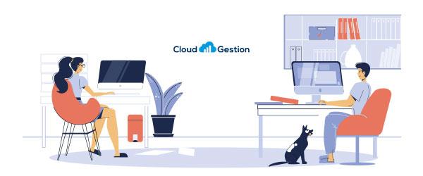 Trabajar desde casa es posible. Softwares en la nube que lo permiten